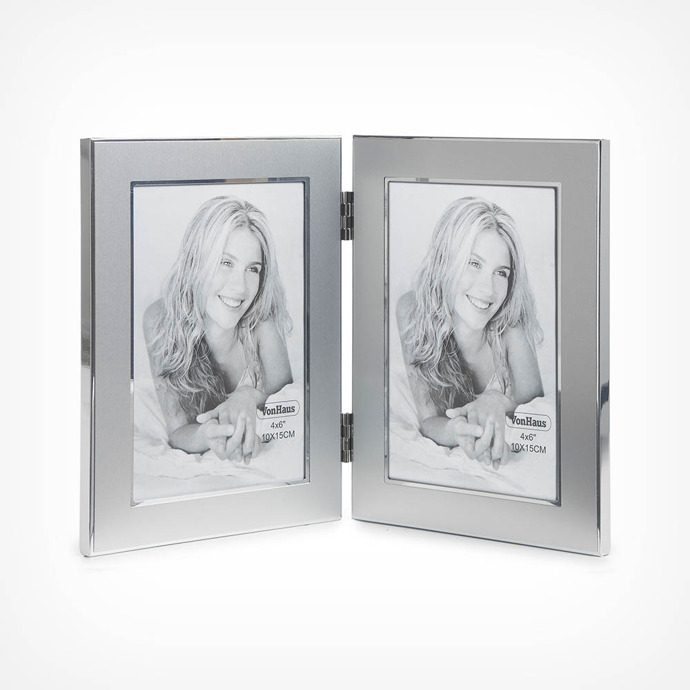 2 Hinged Photo Frame