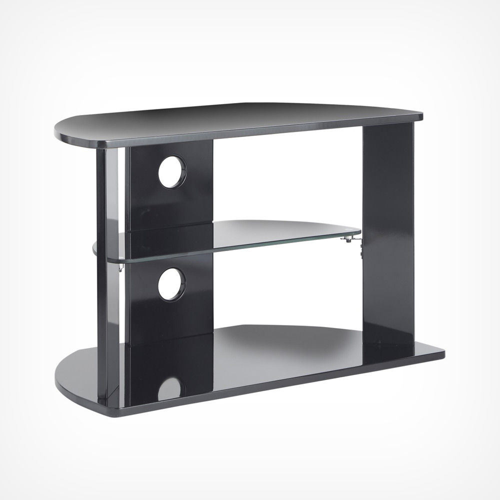 "Glass TV Stand for 37"" TV's"