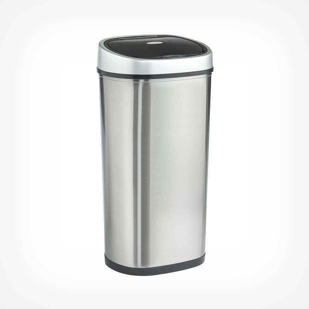 50L Sensor Bin - Stainless Steel