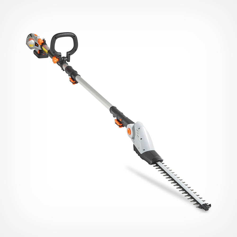 20V Max. Cordless Pole Hedge Trimmer