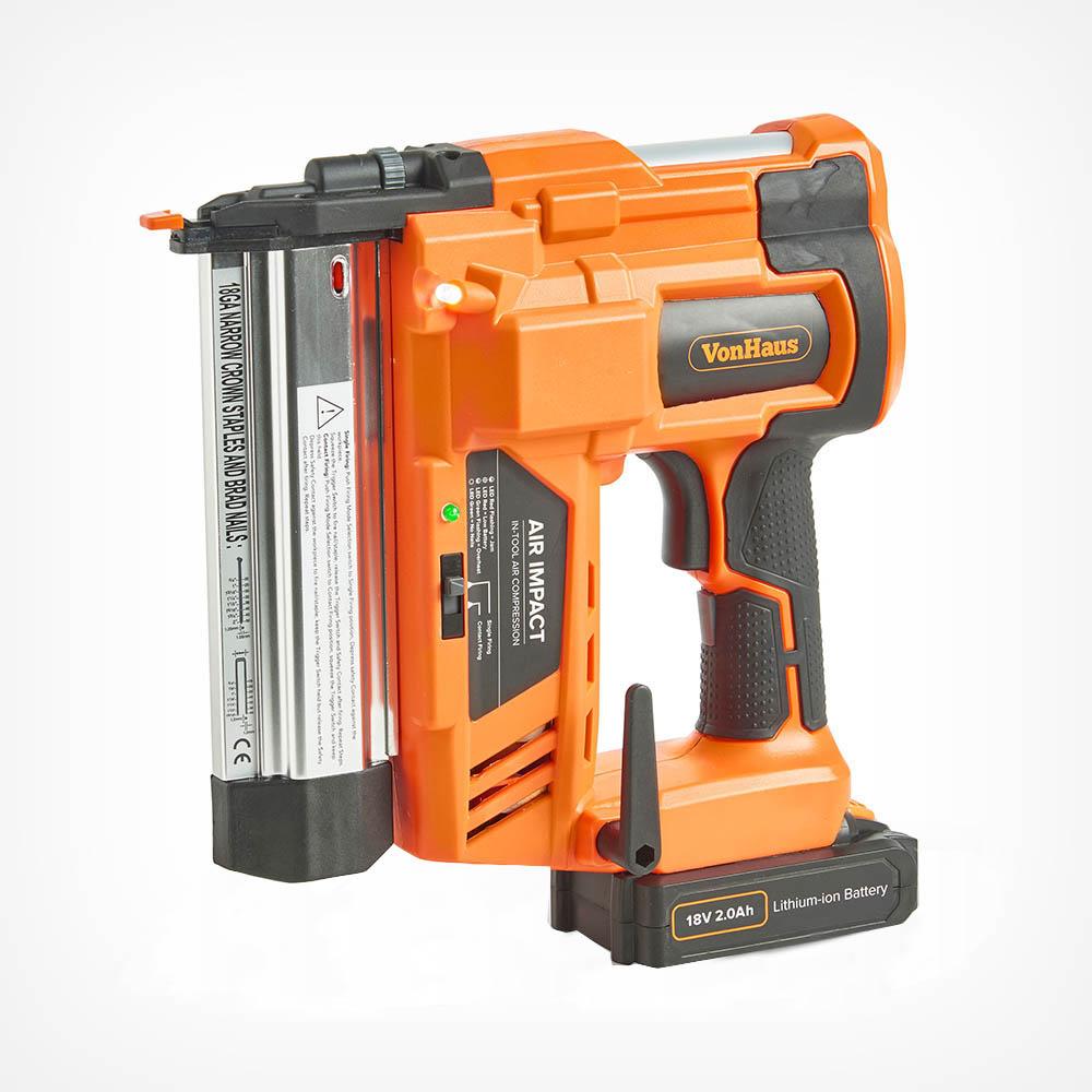 Cordless Nail & Staple Gun
