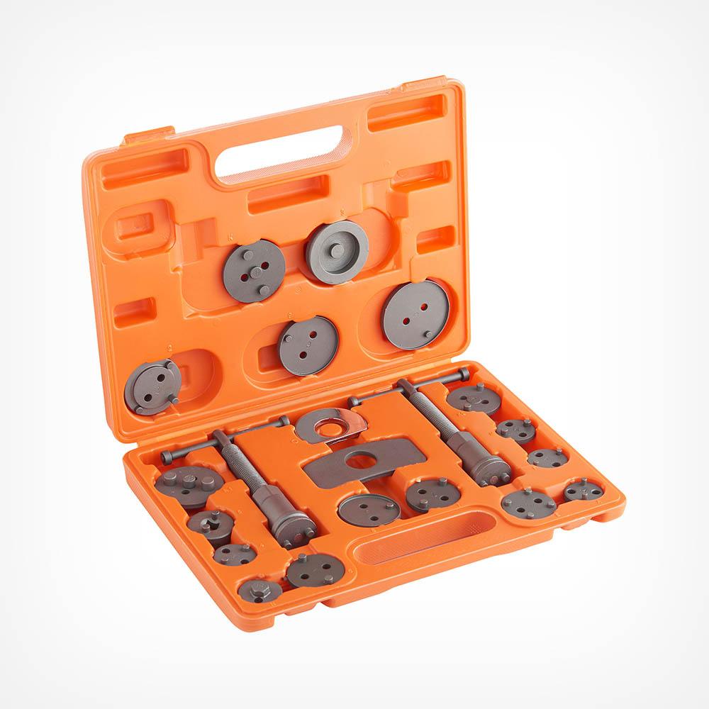 22pc Brake Caliper Piston Rewind Kit