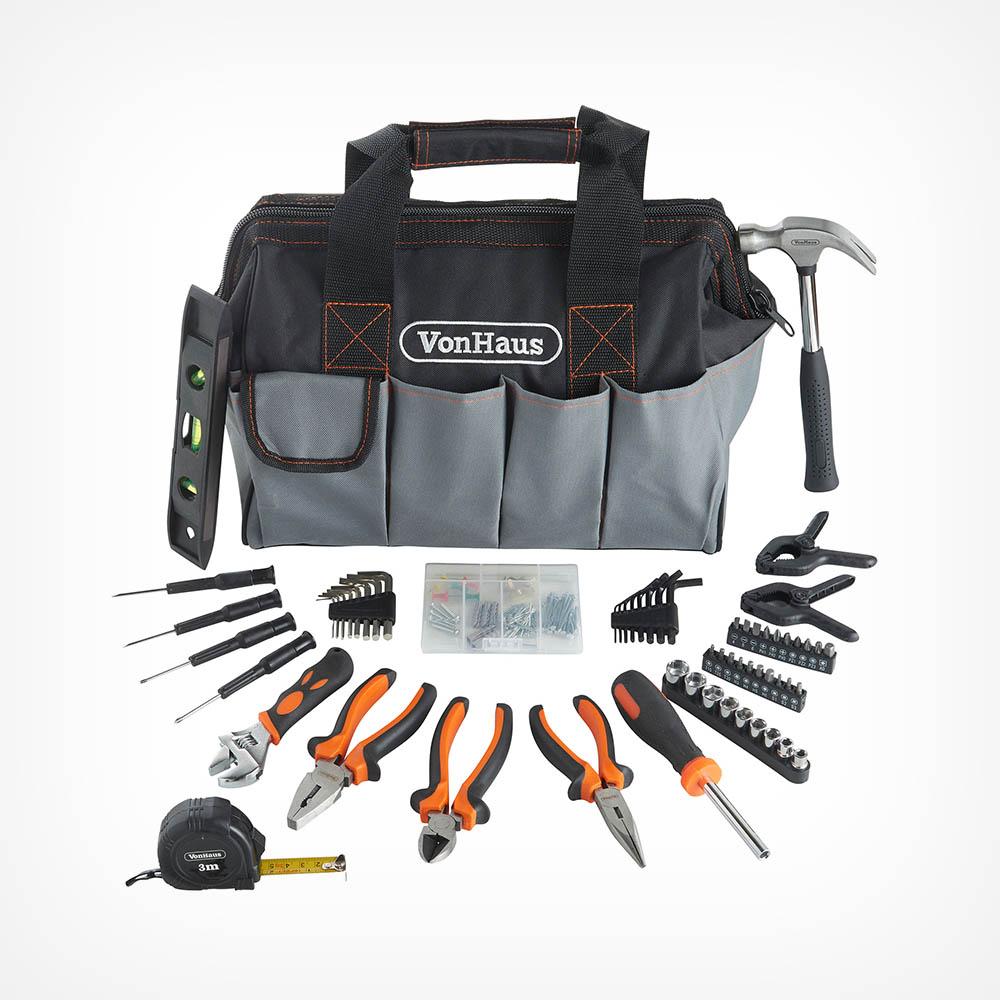 92 Piece Tool Kit & Bag