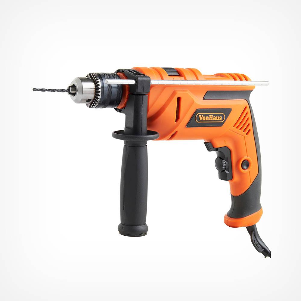 710W Impact Drill & Accessories