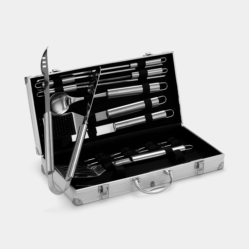 18pc BBQ Utensil Set