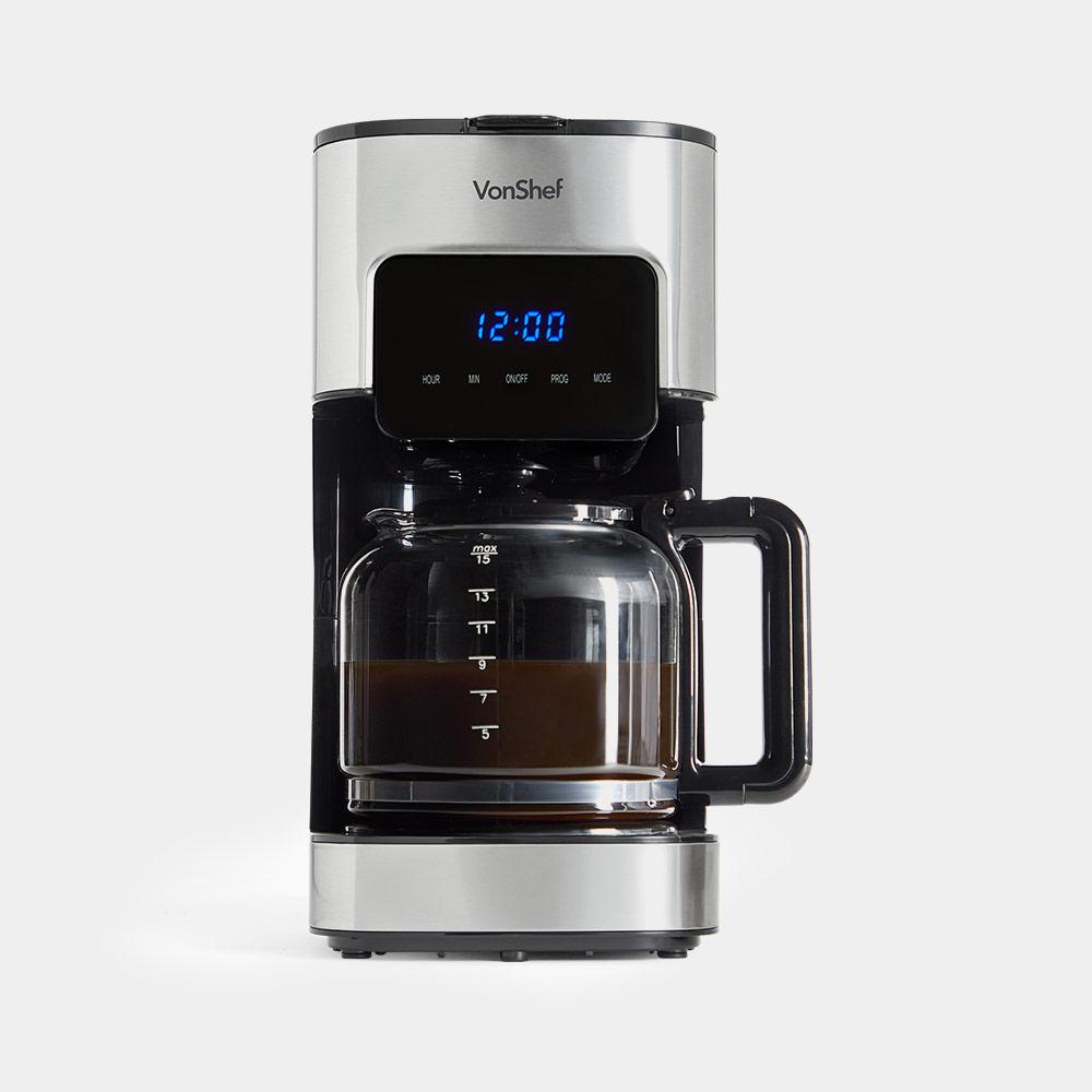 1.5L Filter Coffee Machine