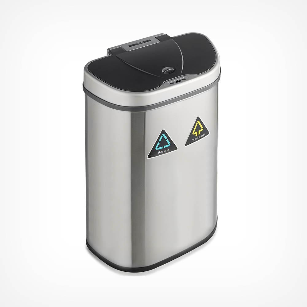 70L Recycling Sensor Bin