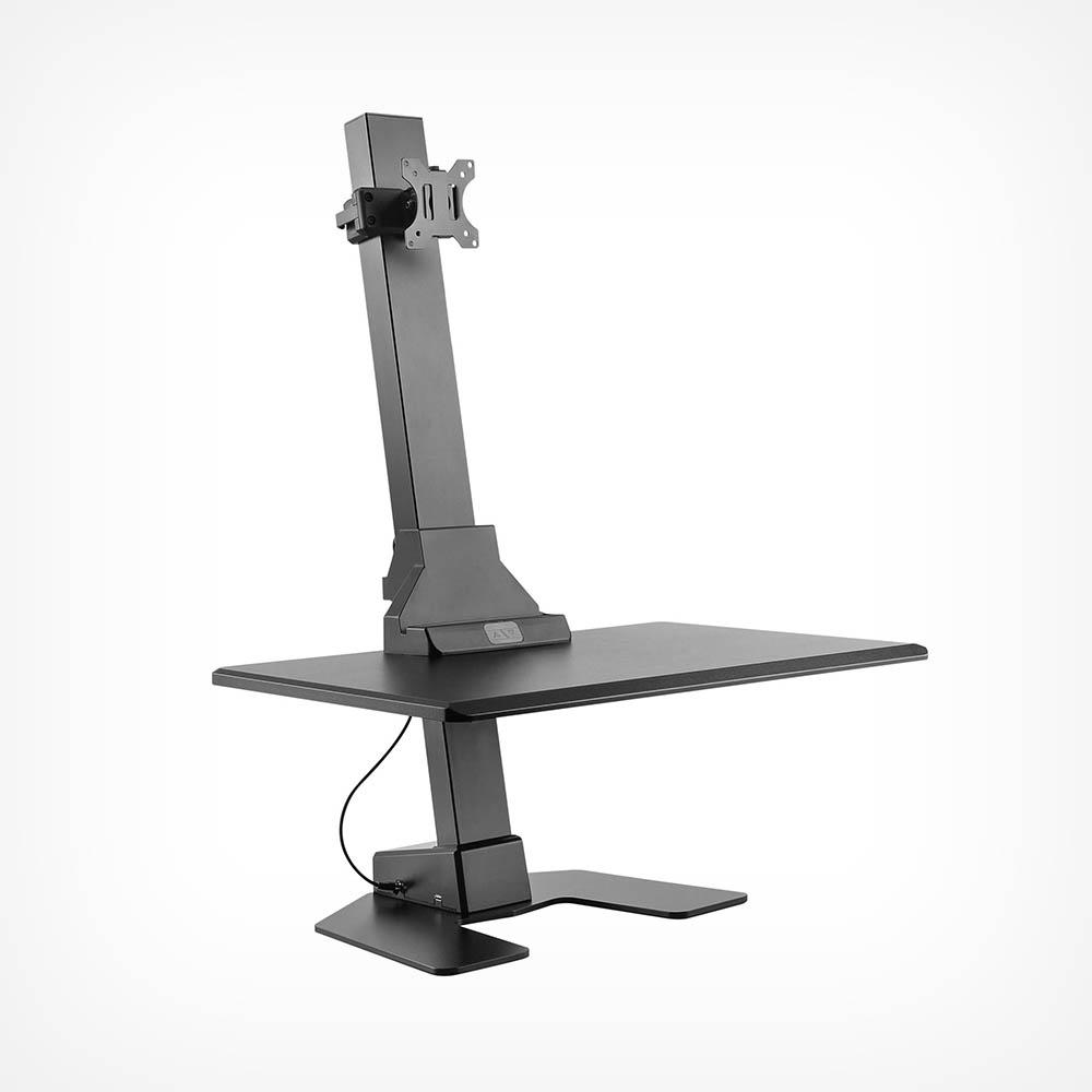 Electric Single Monitor Riser