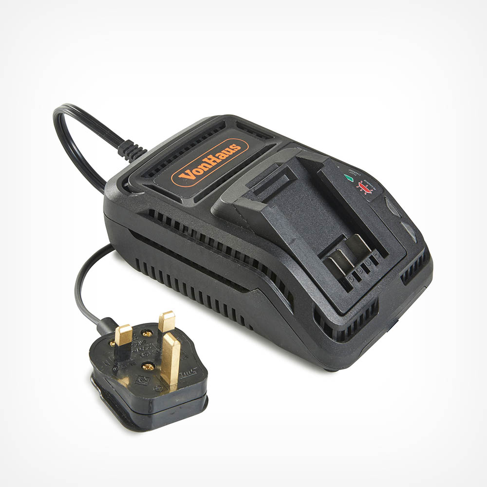 20V Max 2.4A Fast Charger