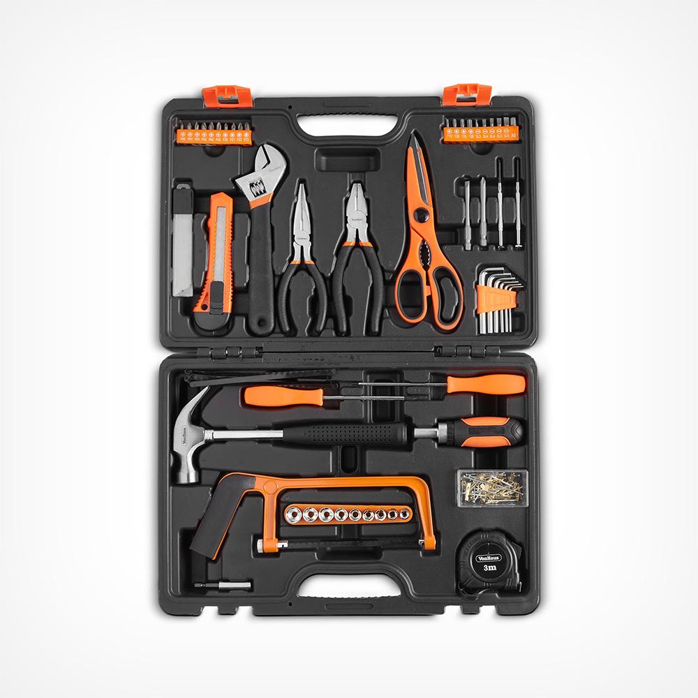 112pc Household Tool Set