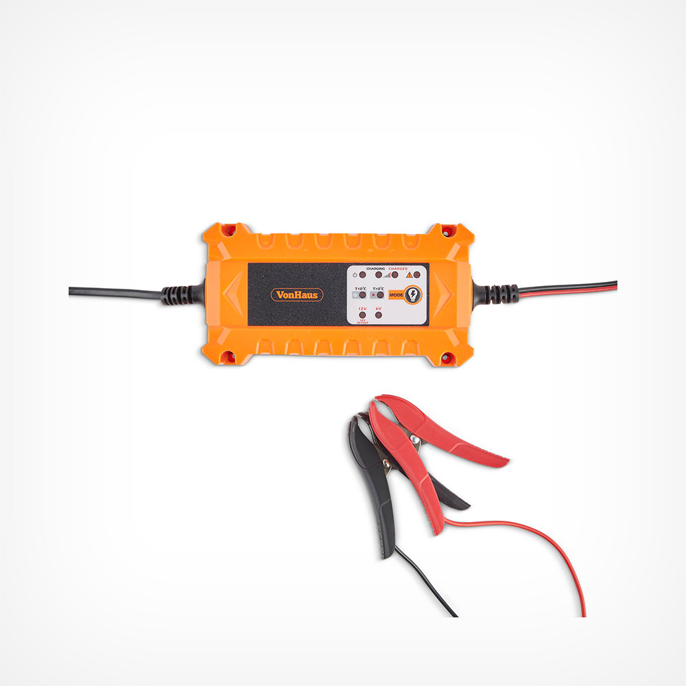 4A Battery Charger
