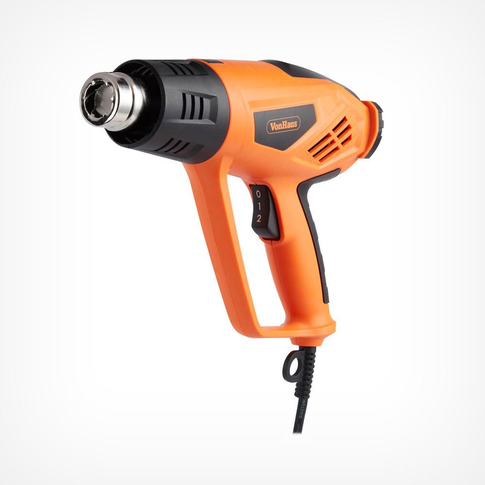 2000W Adjustable Temp Heat Gun