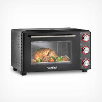 28L Mini Oven Cooker & Grill