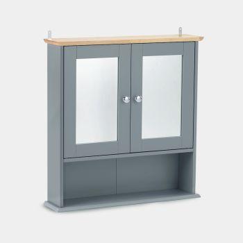 Shrewsbury Mirrored Cabinet