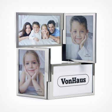 Double Hinged Photo Frame