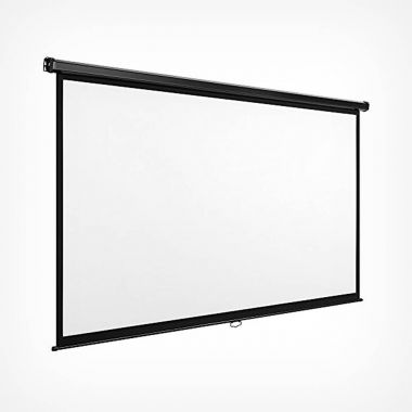 "90"" Projector Screen"