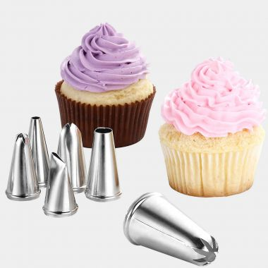 Stainless Steel Icing Tip Set