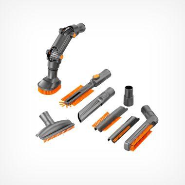8 Piece Vacuum Cleaner Accessory Set