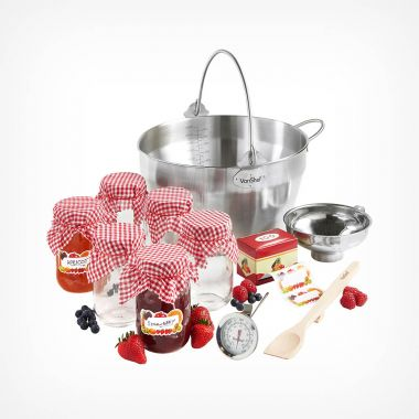 9L Maslin Pan Jam Set Bundle