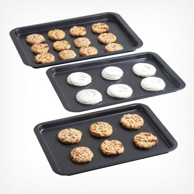Set of 3 Oven Trays
