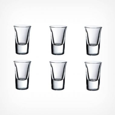 25ml Glass Shot Glasses