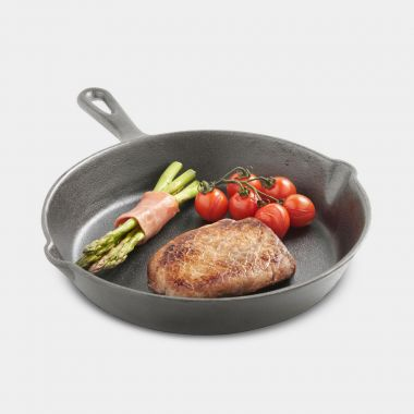 Seasoned Cast Iron Skillet Pan