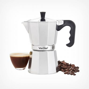 Coffee Makers Cafetieres Espresso Makers Vonshef