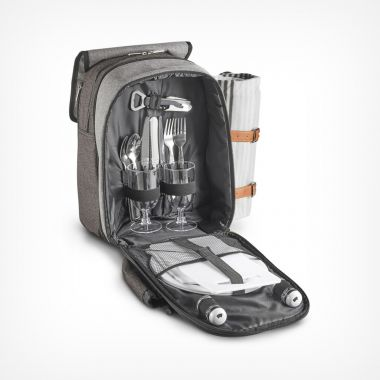 Ash Picnic Backpack for 2
