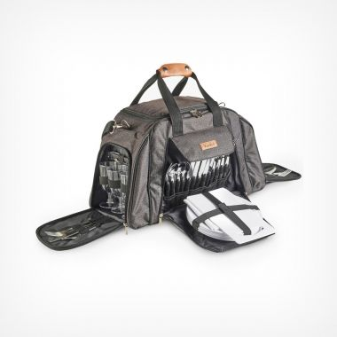 Ash Picnic Holdall for 6