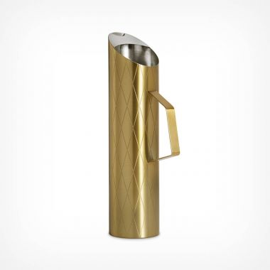 Brushed Gold 1.7L Water Pitcher
