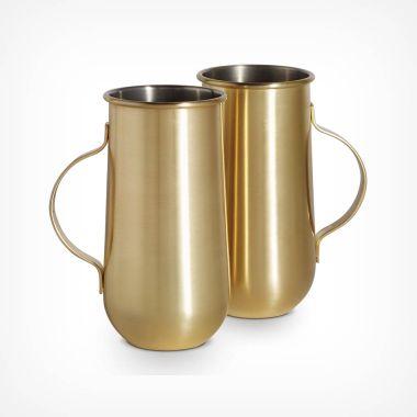 Gold Tankard Mugs