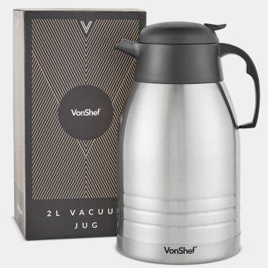 2L Stainless Steel Vacuum Jug