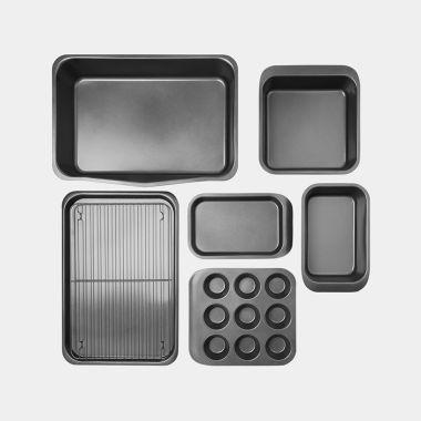 7pc Smart Storage Bakeware Set