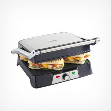 4 Slice Sandwich Press & Grill