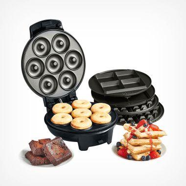 Doughnut, Brownie & Waffle Maker