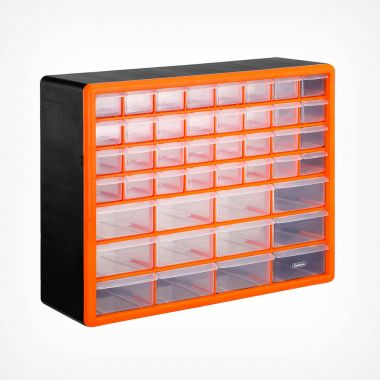 44 Drawer Storage Organiser
