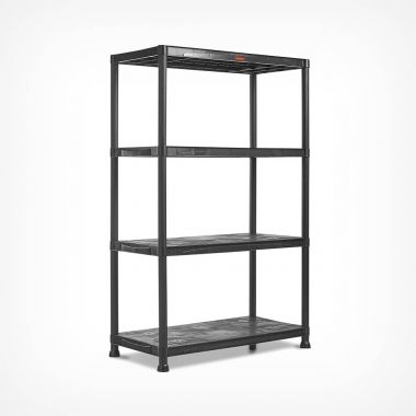 Extra Wide 4 Tier Shelving