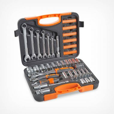 104pc Socket Set
