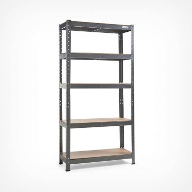 1.5m 5 Tier Heavy Duty Shelving
