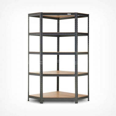 5 Tier Corner Racking Shelf