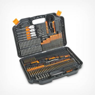 246pc Drill Bit Set