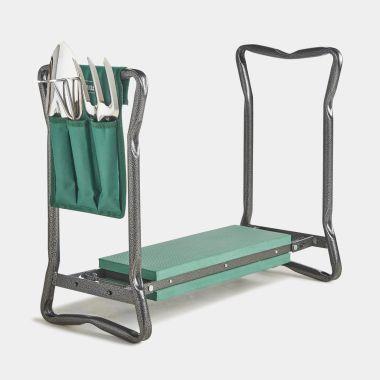 Garden Kneeler & Tool Set
