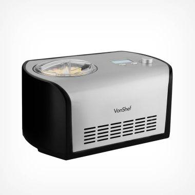 Ice Cream Maker With Compressor