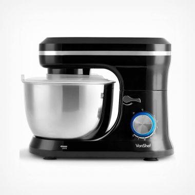 1000W Black Stand Mixer