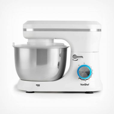 1000W Cream Stand Mixer