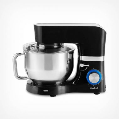 1400W Black Stand Mixer