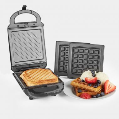 460W 2 in 1 Snack Maker
