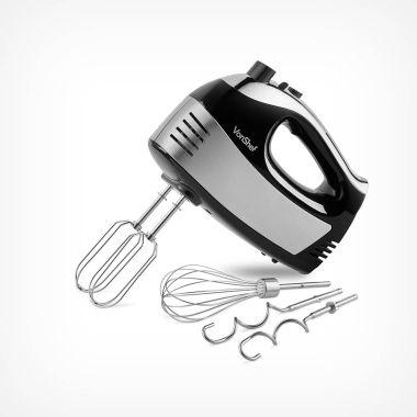 400W Black Hand Mixer
