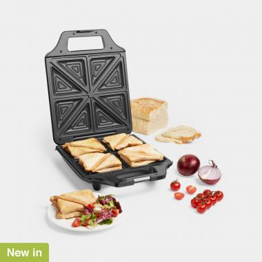4 Slice Deep fill Sandwich Maker