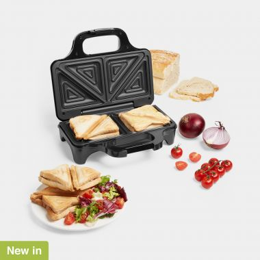 2 Slice Deep fill Sandwich Maker